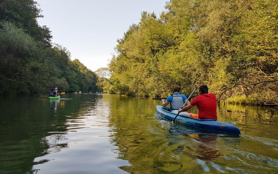 Splav rieky Ondava – 19.08.2017