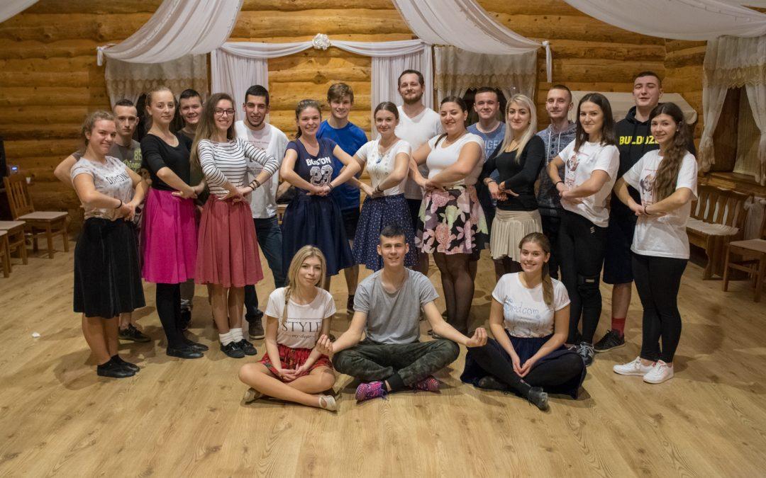 Škola tanca v Zámutove – 02.12.2017